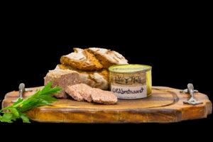 Wild-Bratwurst grob